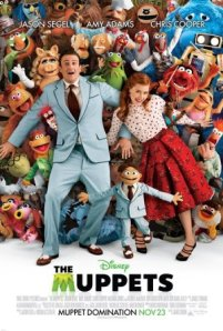 The Muppets movie poster (2011)
